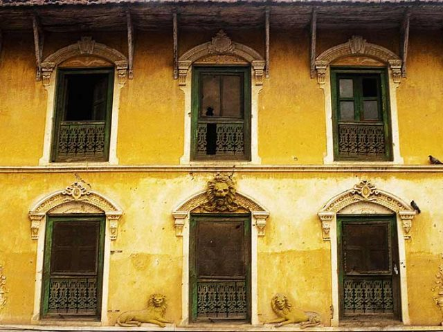 Palladian Facade