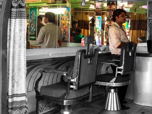 Bhaktapur Barber Shop
