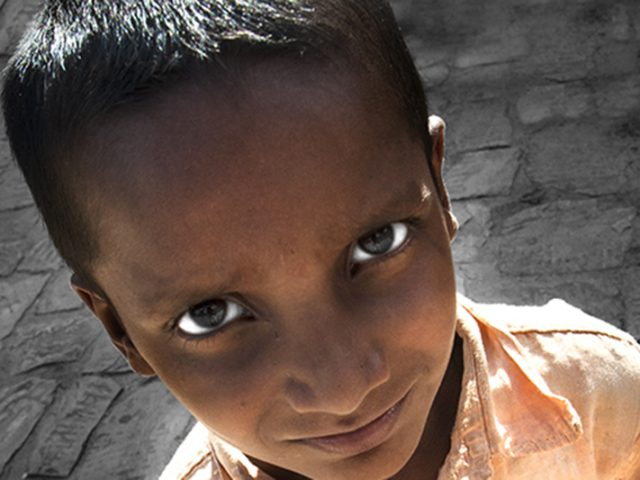 Boy from Bhaktapur